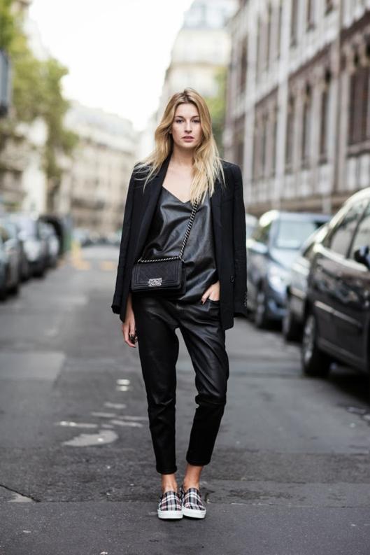 Paris Fashionweek ss2014 day 5, outside Chloé
