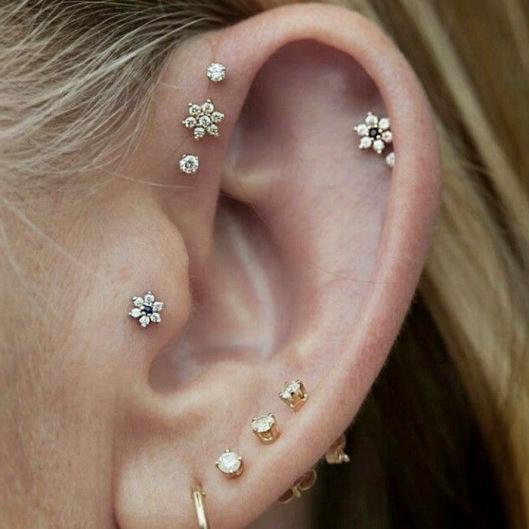 ear-piercing